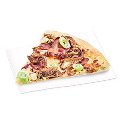 Pizza Pulled Beef